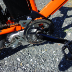 Electric Power Assist Bicycle
